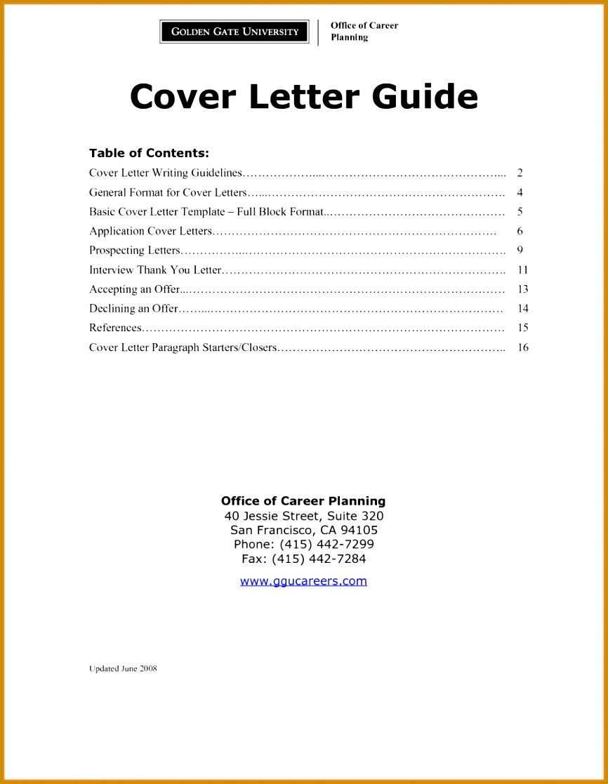 general cover letter sample 1117866