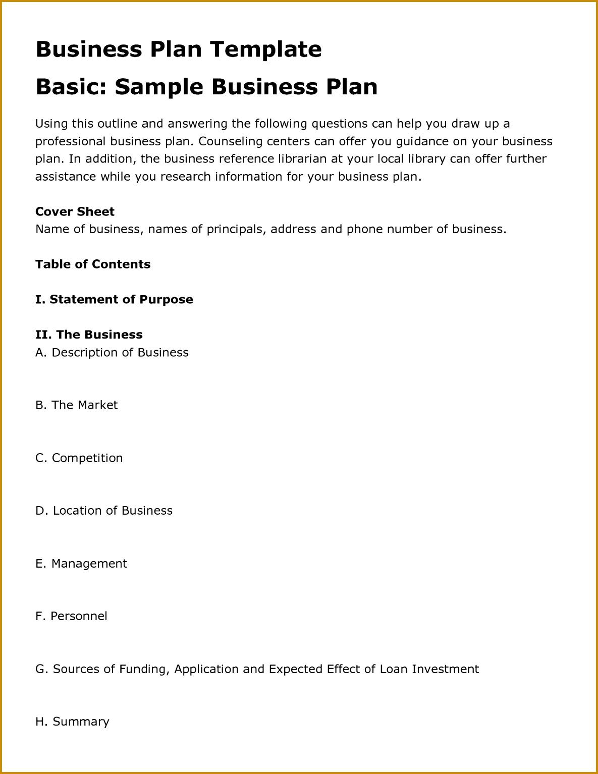 restaurant business plan pdf free sample daycare business plan pdf sample business plan for restaurant 15341185