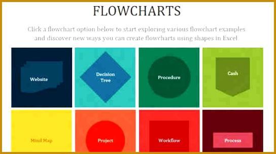 excel flowchart template proposalsheet 304544
