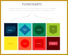 excel flowchart template microsoft flowchart template template 279225