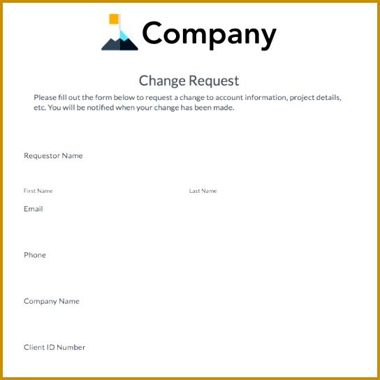 change request form template 544544