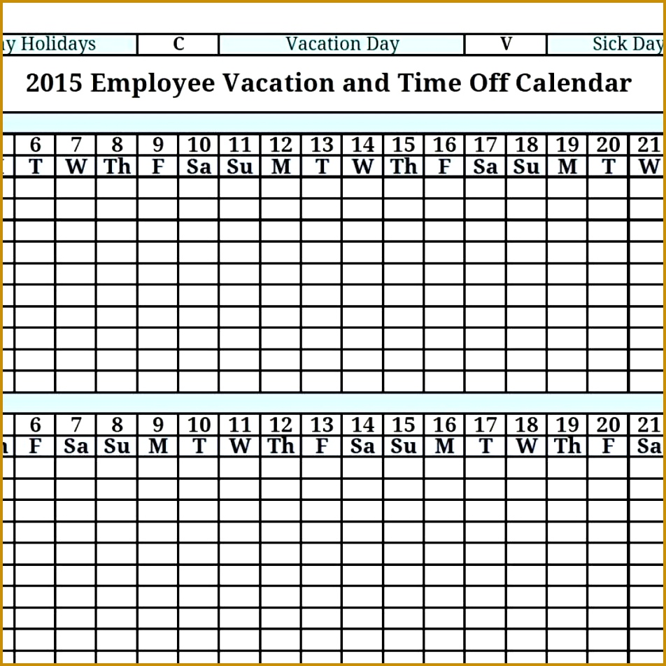 12 Employee Tracking Templates – Excel Pdf Formats intended for Employee Attendance Tracking Spreadsheet 952952