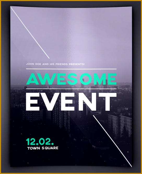 event flyer 669544