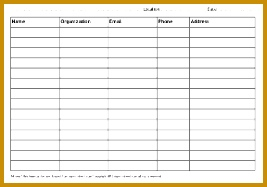 11 event sign in sheet template survey template words 267187