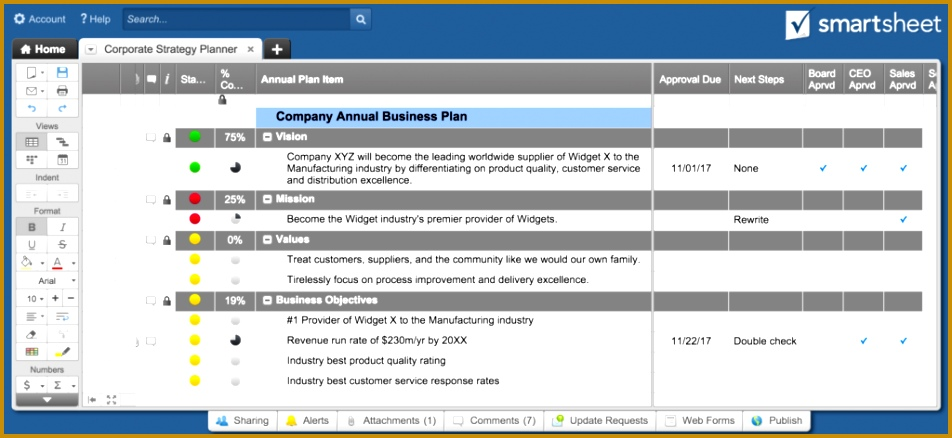 Customer Database Excel Template and top Project Plan Templates for Excel Smartsheet 952438
