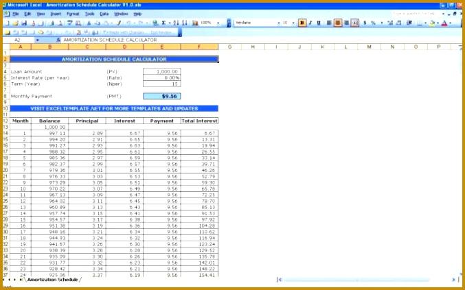 Free Debt Reduction Spreadsheet 423677
