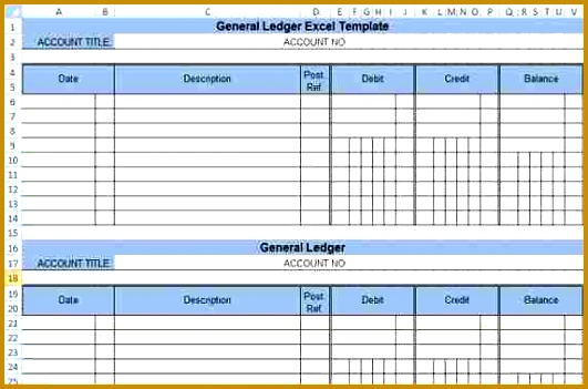 7 general ledger template for excel 2007 macro code 351531