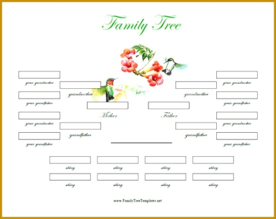 Family Tree Template 50 Download Free Documents In Pdf Graph Paper Template Word For Mac 429541
