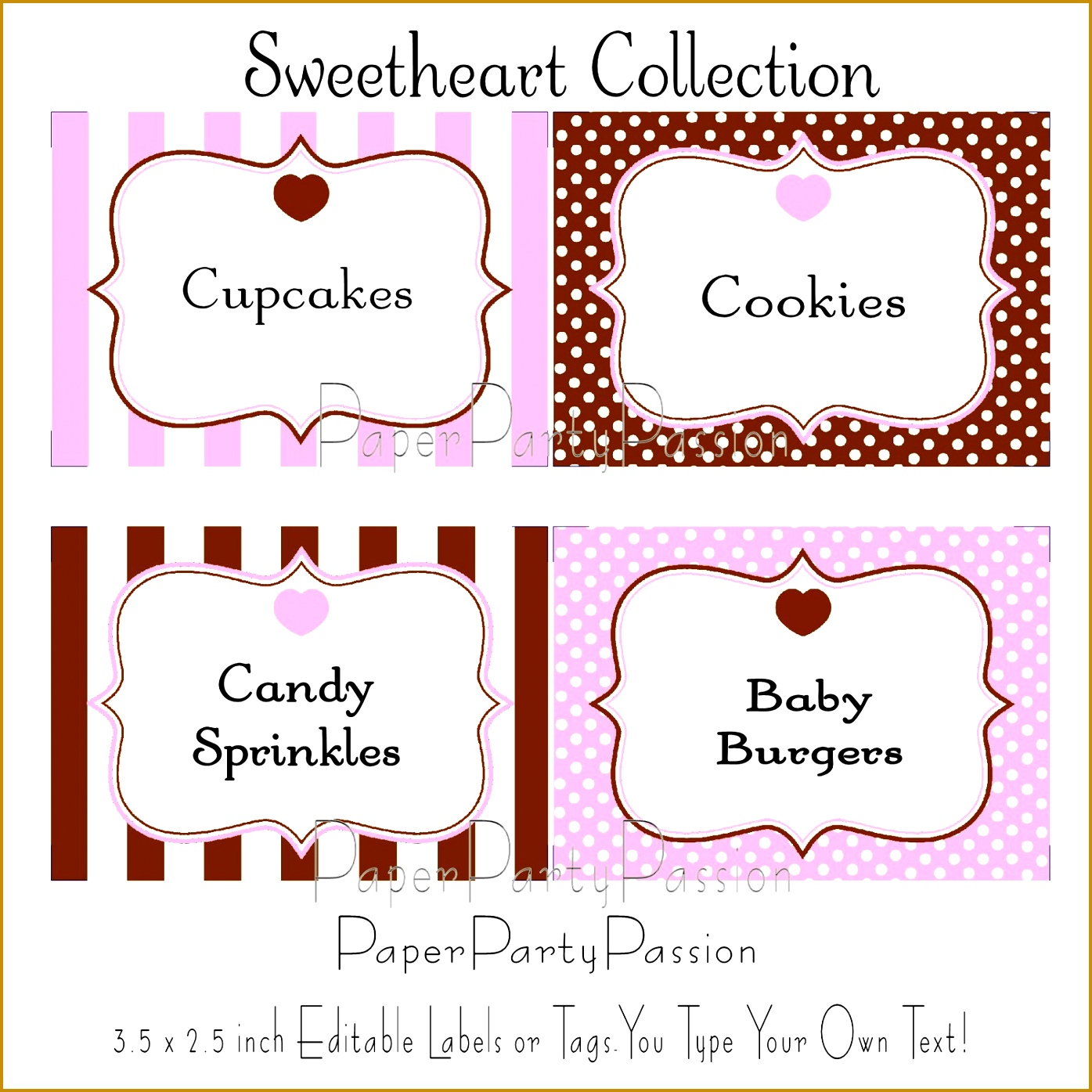post free printable candy label templates 13951395
