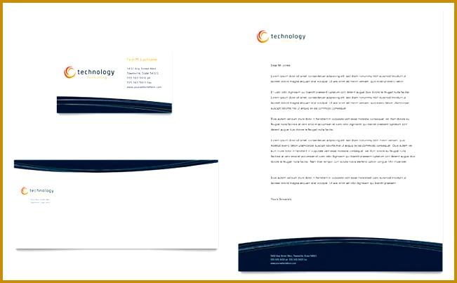 free sample Letterhead template S 651403