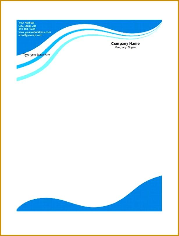 letterhead template free letterhead template 01 DBZCFs w=640 615811