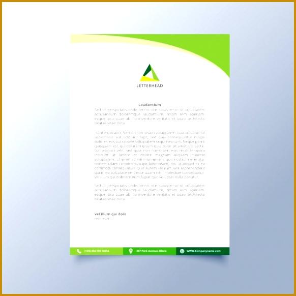 letterhead template design 1331 60 582582