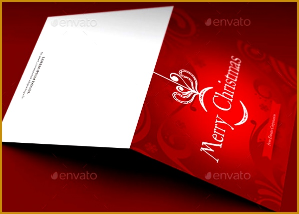 christmas greeting card template 2 2 427597