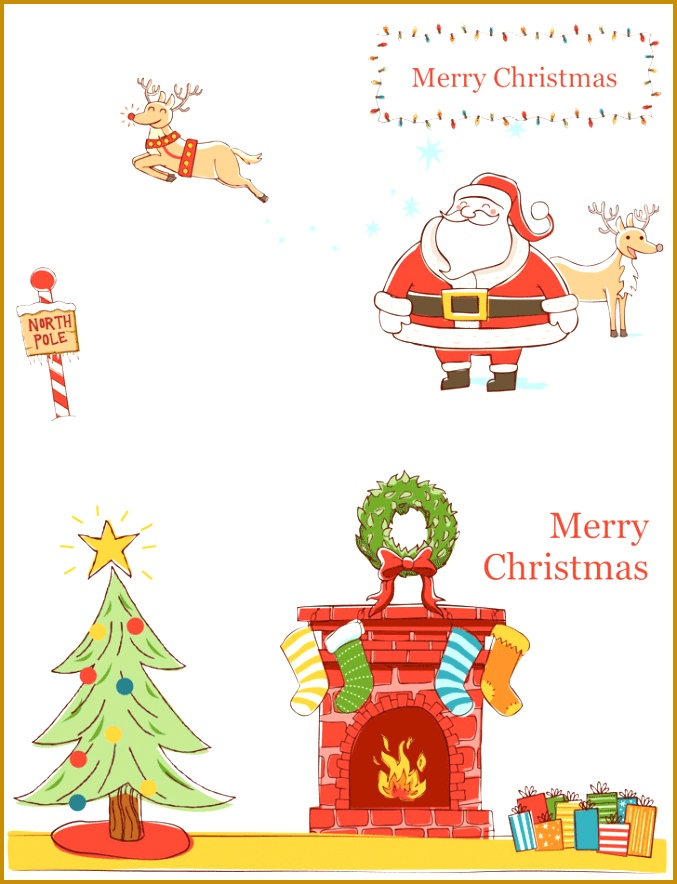 greeting card template 3 884677