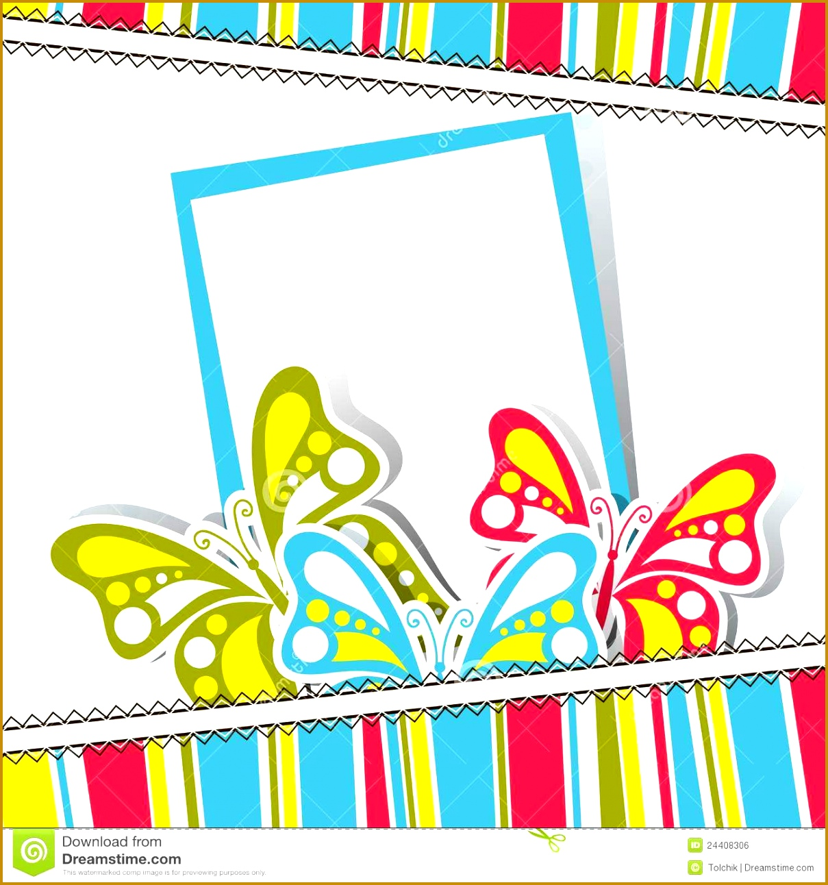 template for birthday card 12921209