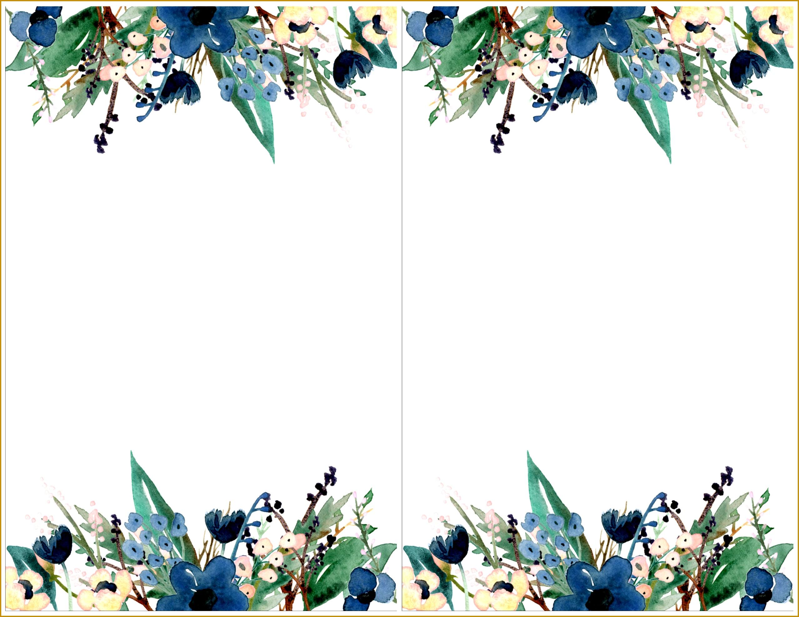 blue blush invitation template 2 19762557