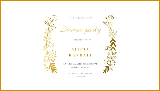 Dinner Event Invitation Wording 316558