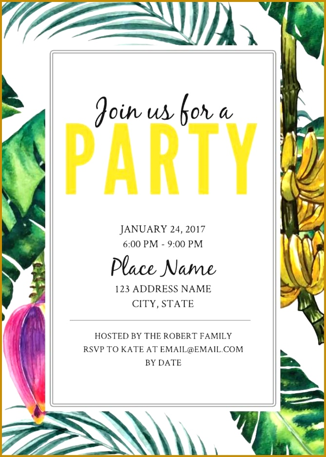 invitation jungle birthday party 01 937669