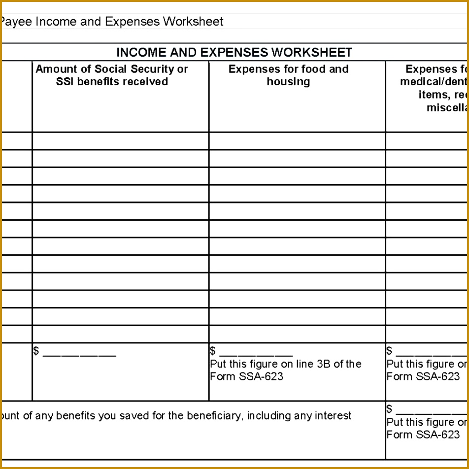 Monthly Expense Report Template and Church In e and Expense Report 952952