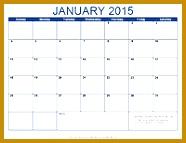 Class Schedule Template Class Schedule Monthly Calendar Monthly Calendar 143186