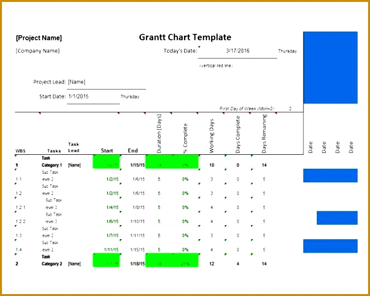 Ms Excel Gantt Chart Template Free Download J3rul Inspirational 36 Free Gantt Chart Templates Excel Powerpoint Word Template Lab 762610