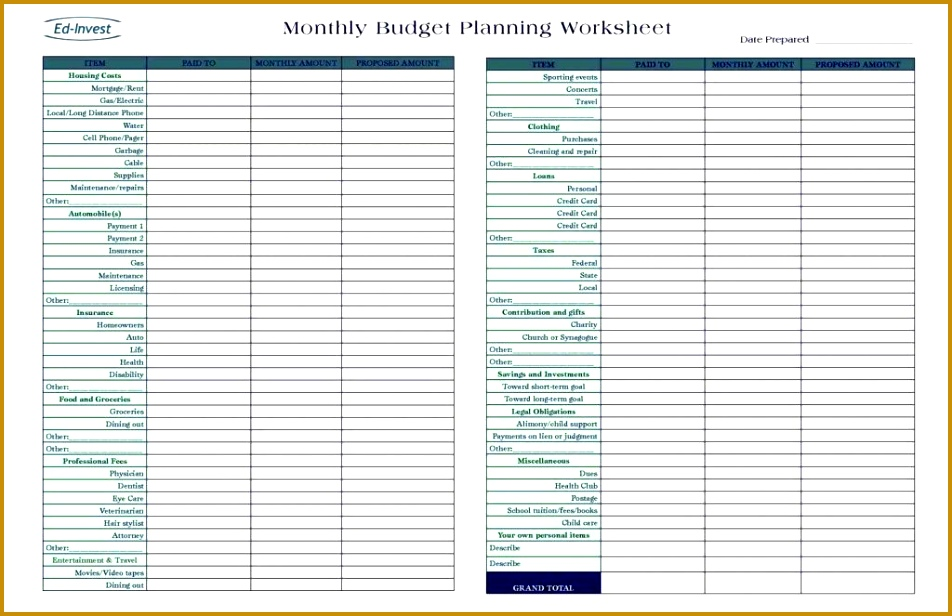 In e And Expense Sheet Cashow Monthly Personal Expenses Excel Checklists Template 616952