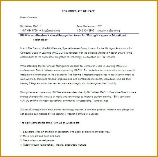 press release 539544