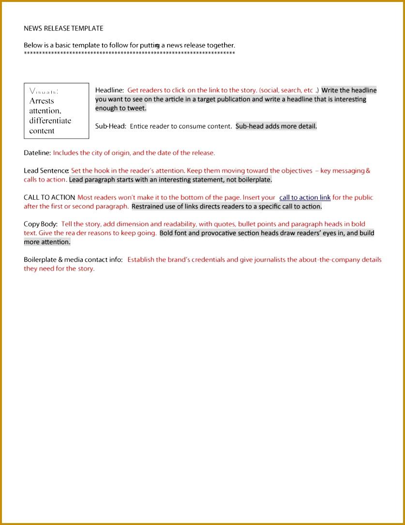 press release format 1083837