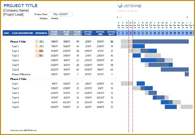 8 Product Comparison Template Excel