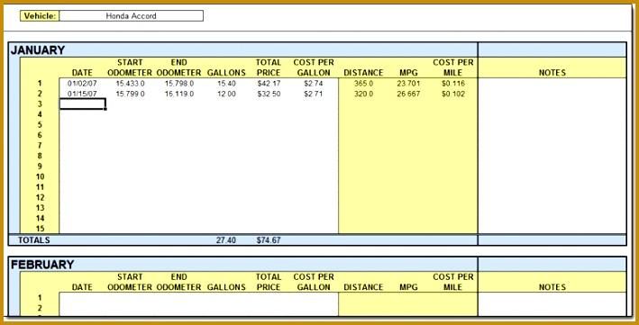mileage tracker spreadsheet moneyspot mileage spreadsheet 361709