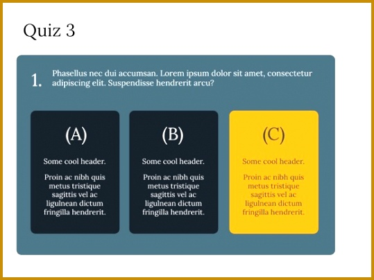 powerpoint quiz template 404539