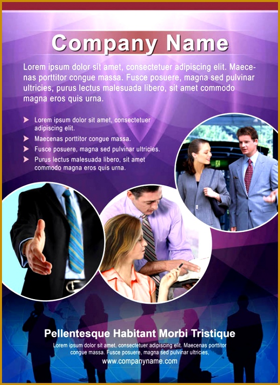 Sample Business Flyer 07477 Business Flyers Templates