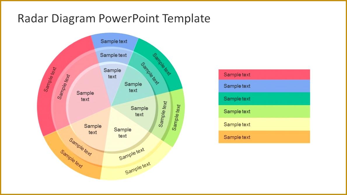 Radar Chart PowerPoint Templates 6691190