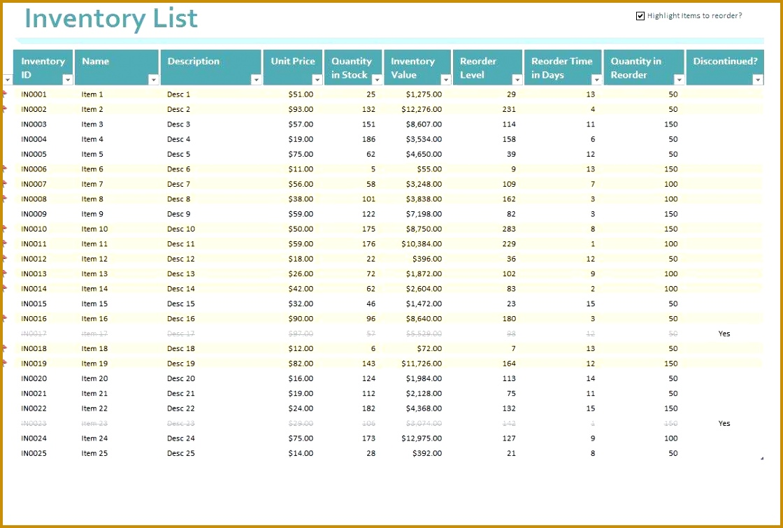 free excel sheet for stock management and inventory spreadsheet template – excel product tracking 1120755