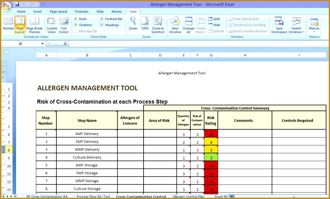 Assured BRC Food Safety & Quality Management System 6591094