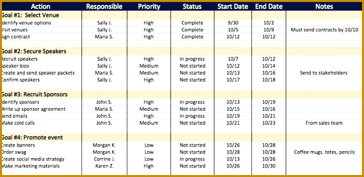 project planning template top project plan templates for excel smartsheet 1 355730