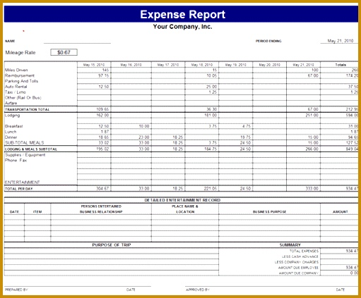 monthly business expense report 423511