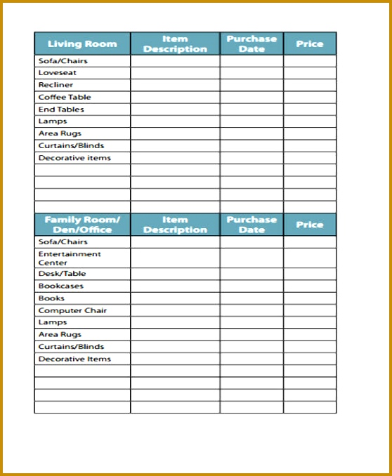 printable inventory template 678558
