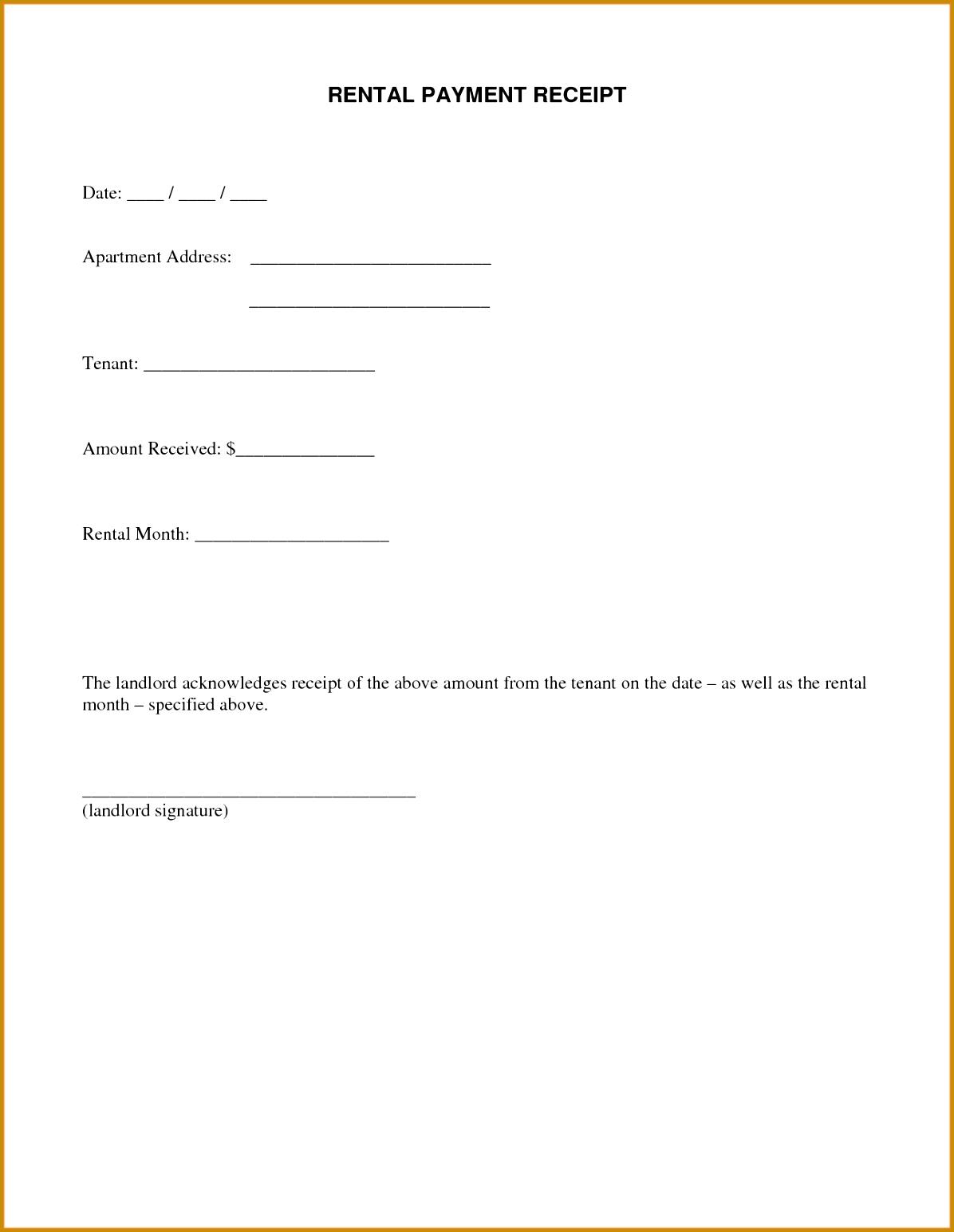 rent payment receipt tenant rent receipt form 15451196