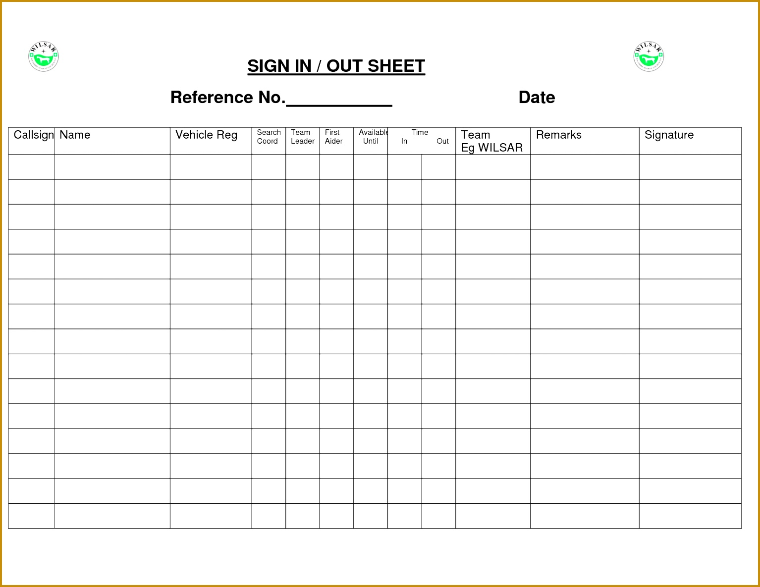 Vehicle Sign Out Sheet Best Masonry Estimator Cover Letter