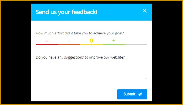 the best feedback form templates for your website 348604