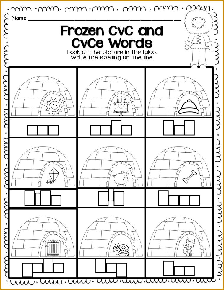 Worksheet First Grade 982758