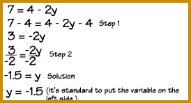2 step equastion essay Each equation is going to be solved in two separate steps let's take a look: 2x + 3 = 43 notice that in order to get x on the left hand side by itself, (x = ) we need to remove the 3 and the 2.