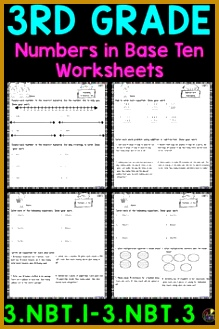 4th Grade Measurement and Data Worksheets 219329