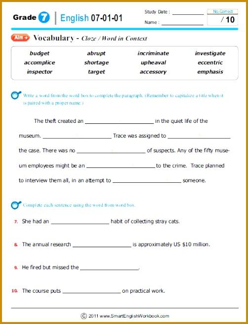 6th grade language worksheets pichaglobal mreichert kids worksheets 502654