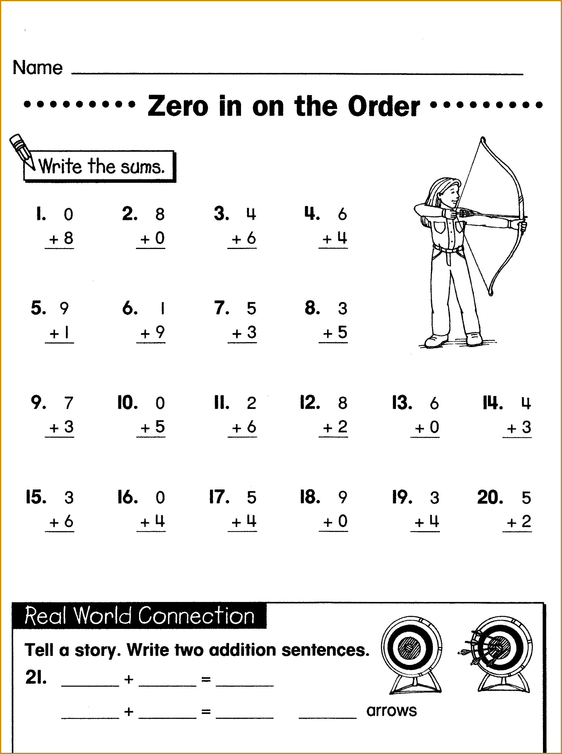 4 9th Grade Math Worksheets | FabTemplatez