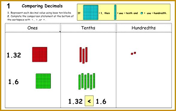 Adding Using Base Ten Blocks Worksheet 587370