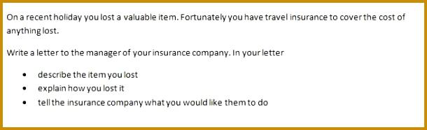 ielts formal letter 1 How To Write an Informal IELTS Letter 186610