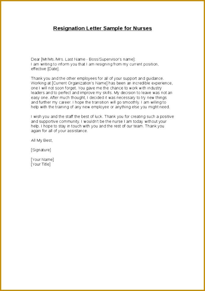 Resignation Letter Format Staff Carreer Sample Resignation Letter 952672