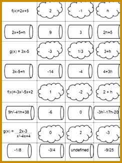 Functions Freebie function notation function machine evaluate functions ] 325244